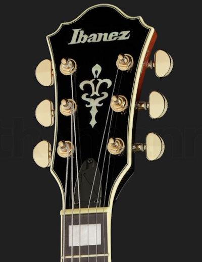 Ibanez AG95QA-DBS