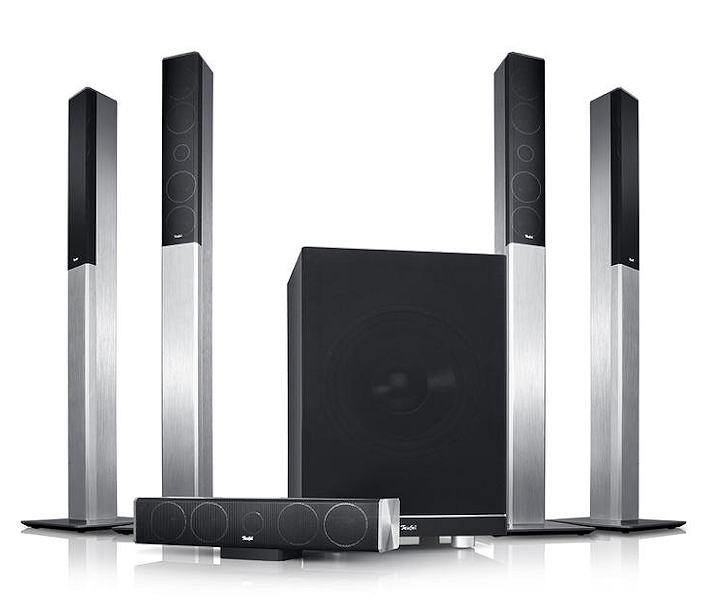 Teufel LT 4 POWER XL EDITION - 5.1-Set L