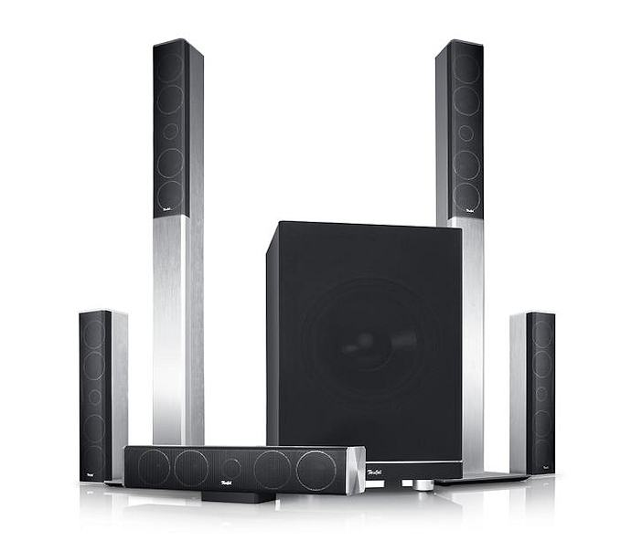 Teufel LT 4 POWER XL EDITION - 5.1-Set M