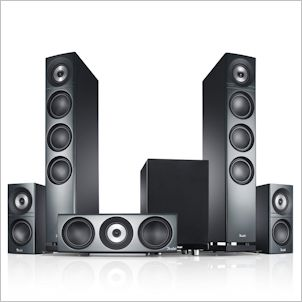 Teufel Definion 3 Surround 5.1-Set