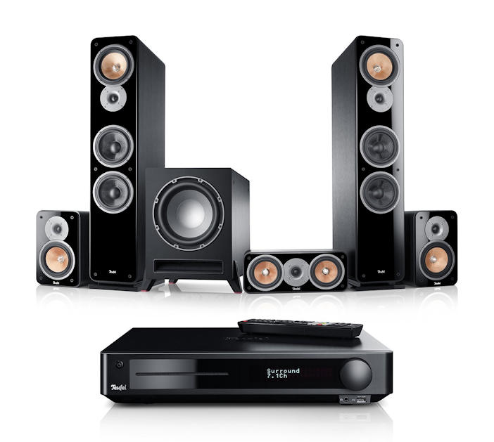 ULTIMA 40 SURROUND IMPAQ - 5.1-SET