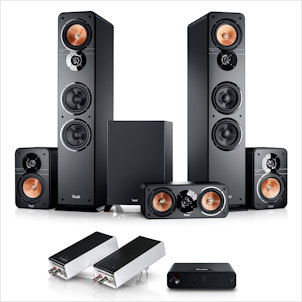 ULTIMA 40 SURROUND WIRELESS 5.1-SET