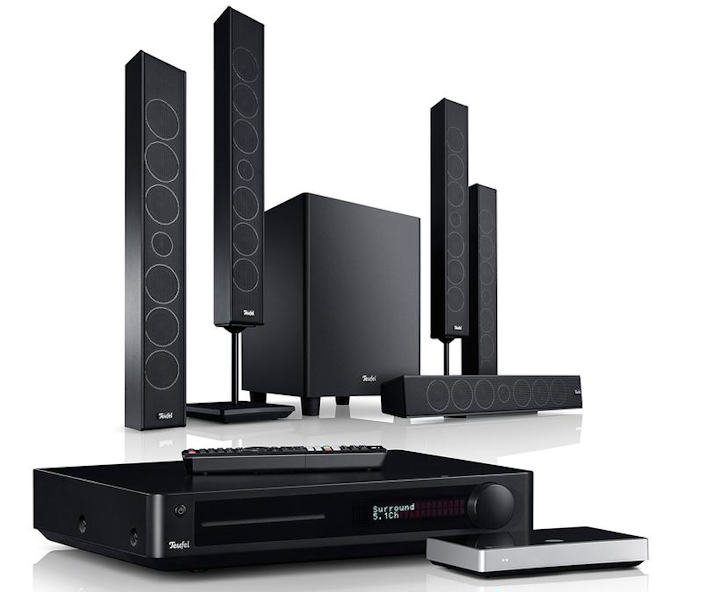 Teufel Varion Impaq® Streaming - 5.1 Set
