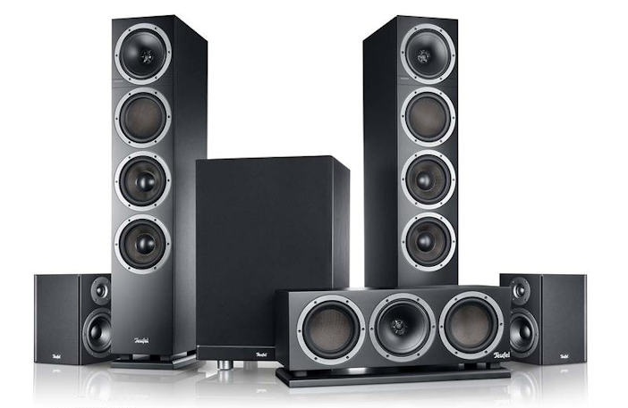 THEATER 500 SURROUND 5.1-SET