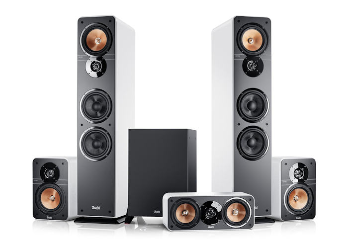 ULTIMA 40 SURROUND 5.1-SET