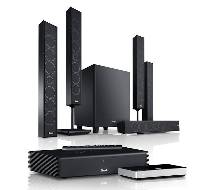 Teufel Varion Complete Streaming 5.1-Set